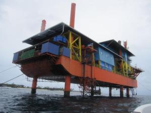 seaventures oilrig