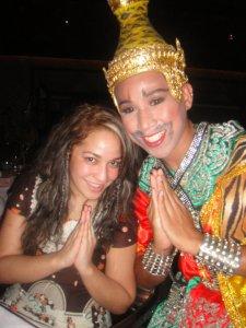 Traditonal Thai dance