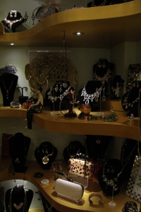 Jewelry at l'elegance
