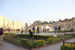 Jantar Mantar observatory planetarium