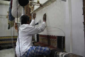 carpet making rajasthan