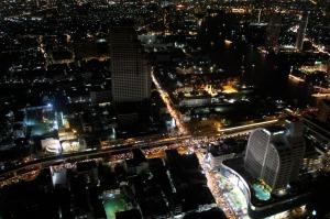 View Bangkok by night