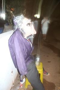 Scarecrow on NYE