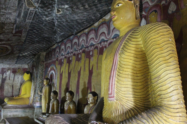Dambulla Rock Temple