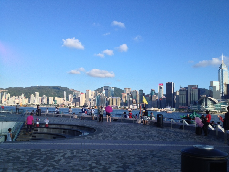 Harbor City HK